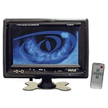 Pyle® PLHR76 7 Widescreen LCD Mobile Video Monitor With Headrest Shroud