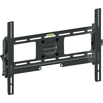 Pyle® PSW801T 23-50 Tilted Wall Mount With Built In Level For Flat Panels TV Up To 165 lbs.