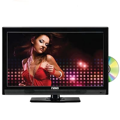 Naxa® 16 Widescreen LED HDTV With Built In Digital TV Tuner