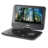 Naxa® NPD-952 9 TFT LCD Swivel Screen Portable DVD Player With USB/SD/MMC Inputs