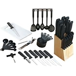 Gibson Flare Cutlery Combo Set; 41 Piece