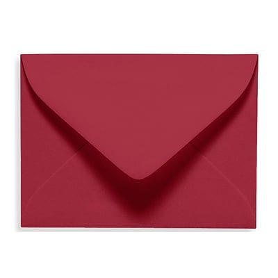 LUX #17 Mini Envelope (2 11/16 x 3 11/16) 250/Box, Garnet (EXLEVC-26-250)