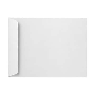 LUX® 12 1/2 x 18 1/2 28lbs. Jumbo Open End Envelopes, Bright White, 50/Pack