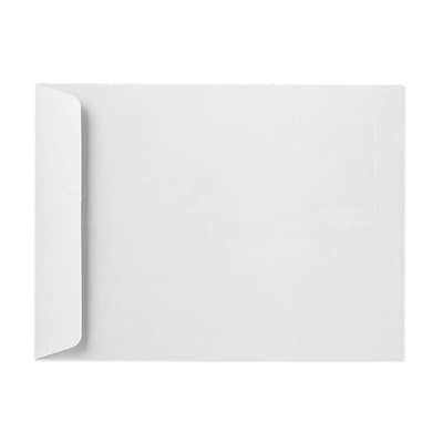 LUX® 13 x 19 28lbs. Jumbo Open End Envelopes, Bright White, 50/Pack