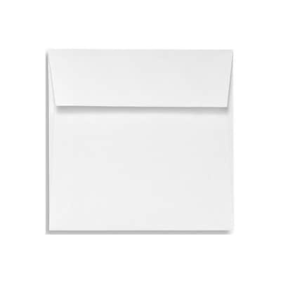 LUX 4 x 4 Square Envelopes 50/Box) 50/Box, 70lb. Bright White (8504-AO-50)