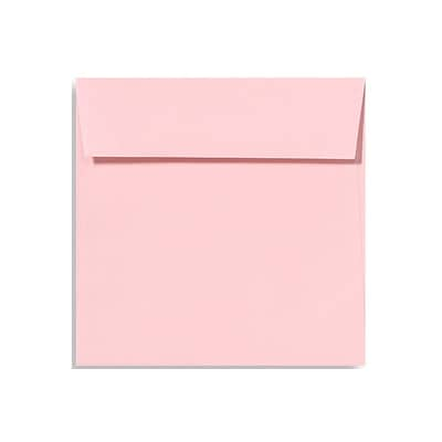 LUX 5 1/2 x 5 1/2 Square Envelopes 250/Box) 250/Box, Candy Pink (EX8515-14-250)