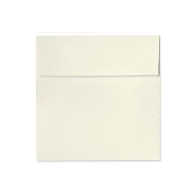 LUX 5 x 5 Square Envelopes 500/Box) 500/Box, Natural - 100% Recycled (8505-NPC-500)
