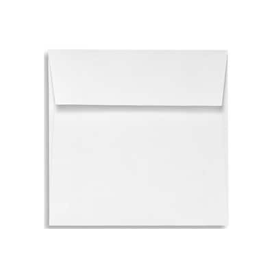 LUX® 80lb 5x5 Square Envelopes W/Peel&Press, Natural White, 1000/BX