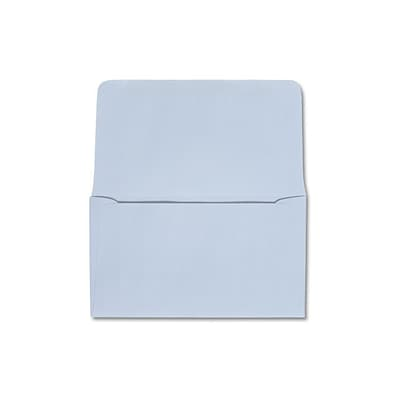LUX® 3 1/2 x 6 6 1/4 24lbs. Remittance, Donation Envelopes, Pastel Gray, 500/Pack