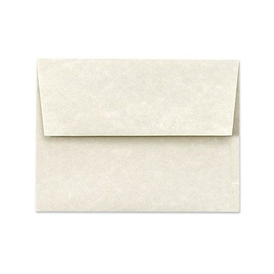 LUX A1 Invitation Envelopes (3 5/8 x 5 1/8) 500/Box, Cream Parchment (6665-11-500)
