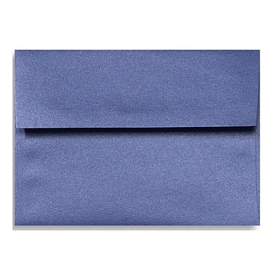 LUX A1 Invitation Envelopes (3 5/8 x 5 1/8) 250/Box, Sapphire Metallic (5365-18-250)