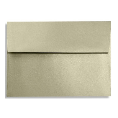 LUX A1 Invitation Envelopes (3 5/8 x 5 1/8) 250/Box, Silversand (FA4865-05-250)