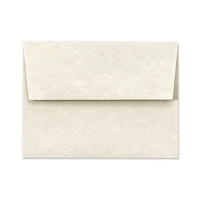 LUX A2 (4 3/8 x 5 3/4) 50/Box, Cream Parchment (6670-11-50)
