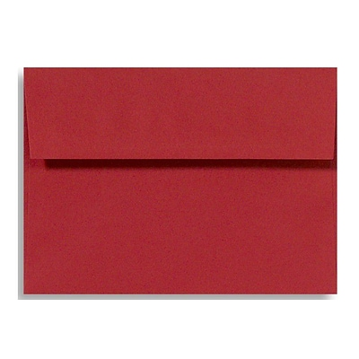 LUX A2 (4 3/8 x 5 3/4) 1000/Box, Ruby Red (EX4870-18-1000)