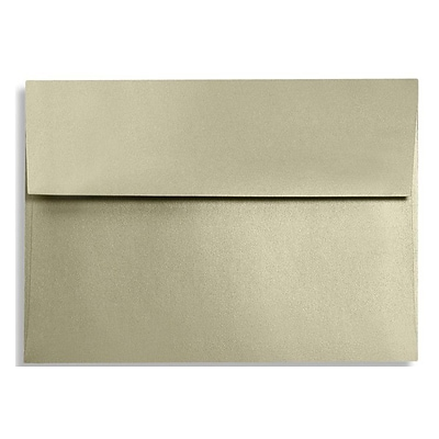 LUX A6 Invitation Envelopes (4 3/4 x 6 1/2) 1000/Box, Silversand (FA4875-05-1000)
