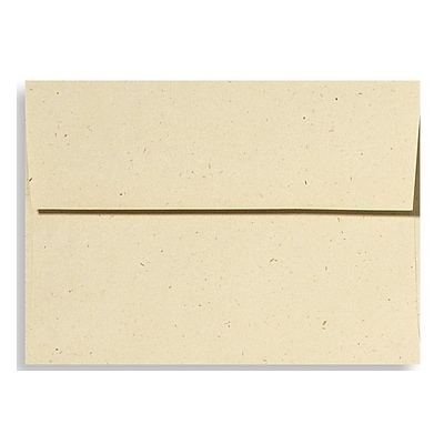 LUX A6 Invitation Envelopes (4 3/4 x 6 1/2) 500/Box, Stone (ET4875-16-500)