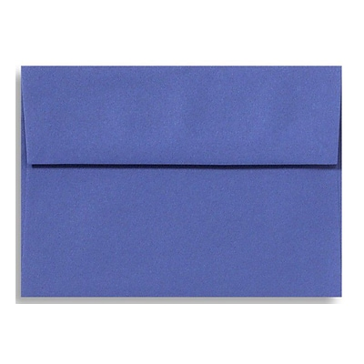 LUX A7 Invitation Envelopes (5 1/4 x 7 1/4) 500/Box, Boardwalk Blue (EX4880-23-500)