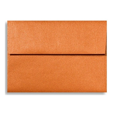 LUX A7 Invitation Envelopes (5 1/4 x 7 1/4) 1000/Box, Flame Metallic (5380-26-1000)