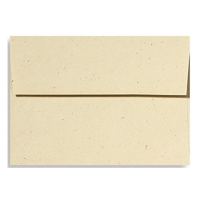 LUX A7 Invitation Envelopes (5 1/4 x 7 1/4) 500/Box, Stone (ET4880-16-500)
