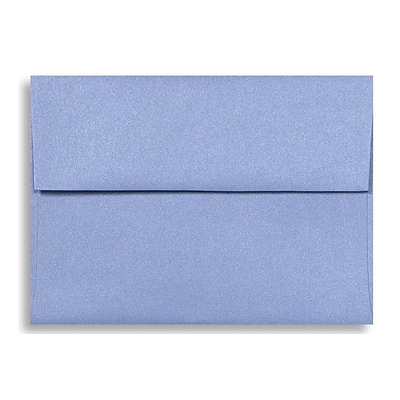 LUX A7 Invitation Envelopes (5 1/4 x 7 1/4) 250/Box, Vista Metallic (5380-29-250)