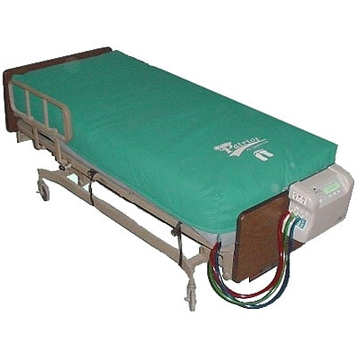 Drive Medical Med Aire Low Air Loss Mattress Replacement System With