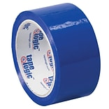 Tape Logic 2W x 55 Yards x 2.2 mil Carton Sealing Tape, Blue, Pack of 6 (T90122B6PK)