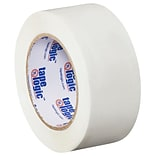 Tape Logic 2W x 110 Yards x 2.2 mil Carton Sealing Tape, White, Pack of 6 (T90222W6PK)