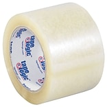Tape Logic 3 x 110 yds. x 2.2 mil #220 Tape,  Clear, 24/Carton