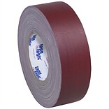 Tape Logic 2 x 60 yds. x 11 mil Gaffers Tape, Burgundy, 3/Pk