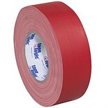 Tape Logic 2 x 60 yds. x 11 mil Gaffers Tape,  Red, 24/Carton