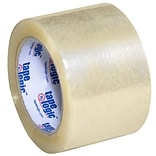 Tape Logic 55 yds. x 3 x 2.5 mil #900 Hot Melt Adhesive Tape,  Tan, 24/Carton