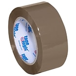 Tape Logic 110 yds. x 2 x 2.5 mil #900 Hot Melt Adhesive Tape,  Tan, 36/Carton