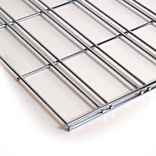 Slatgrid Panel, Chrome, 2X6