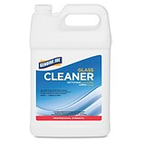 Genuine Joe® Liquid Solution Glass Cleaner; 1 gal Can