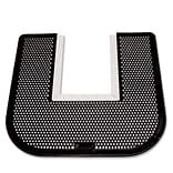 Genuine Joe® Deodorizing Commode Mat; Black