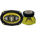 Pyle® Gear X 6 x 9 500 W 8-Way Speaker; 2/Pk