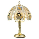 Ore International® 23 1/2 Barn Touch Table Lamp, Brushed Gold