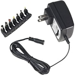 RCA AH50BR 500 mA Universal AC to DC Adapter