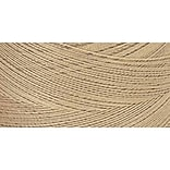 Star Mercerized Cotton Thread Solids, Camel, 1200 Yards