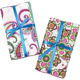 Fabric Bundle Assortment, Punch of Paisley, 21W