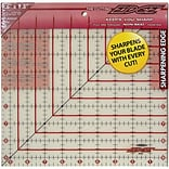 The Cutting EDGE Frosted Ruler, 9-1/2X9-1/2