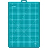 Gridded Rotary Mat With Handle, 26X39,  W/23X35 Grid