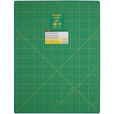 Omnigrid, Double Sided Mat Inches/Centimeters, 18X24, 45cm X 60cm