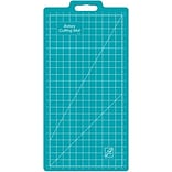 Gridded Rotary Mat With Handle, 13X25 w/11X23 Grid