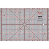 TrueCut Double Sided Rotary Cutting Mat, 12X18