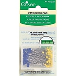Clover Patchwork Pins 0.4mm x 36mm, 100/Pack