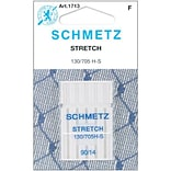 Euro-Notions Stretch Machine Needles, Size 14/90, 5/Pack