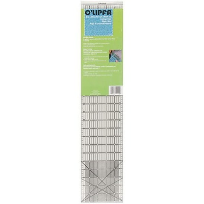 OLipfa Lip Edge Ruler, 5X24