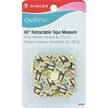 QuiltPro 60 Retractable Tape Measure
