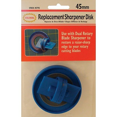 Rotary Blade Sharpener, For 45mm Blades